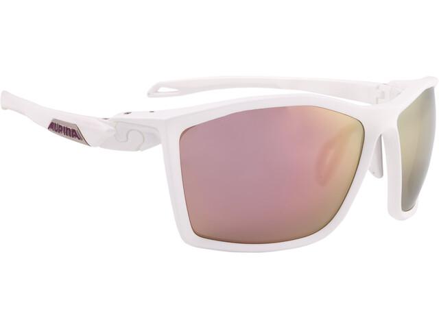 Alpina Twist Five CM+ Glasses white matt